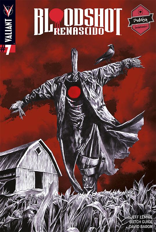 Bloodshot Renascido # 7