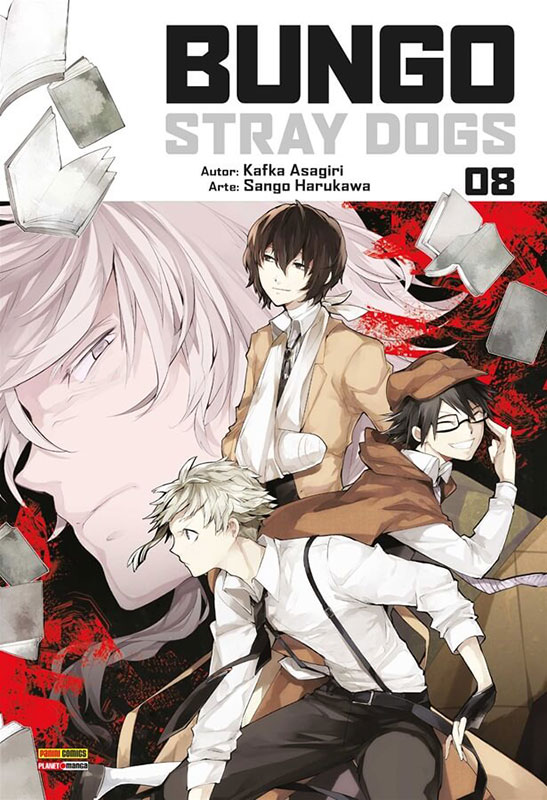 Bungo Stray Dogs # 8