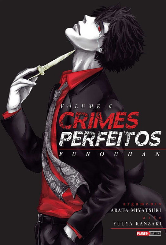 Crimes Perfeitos - Fonouhan # 6