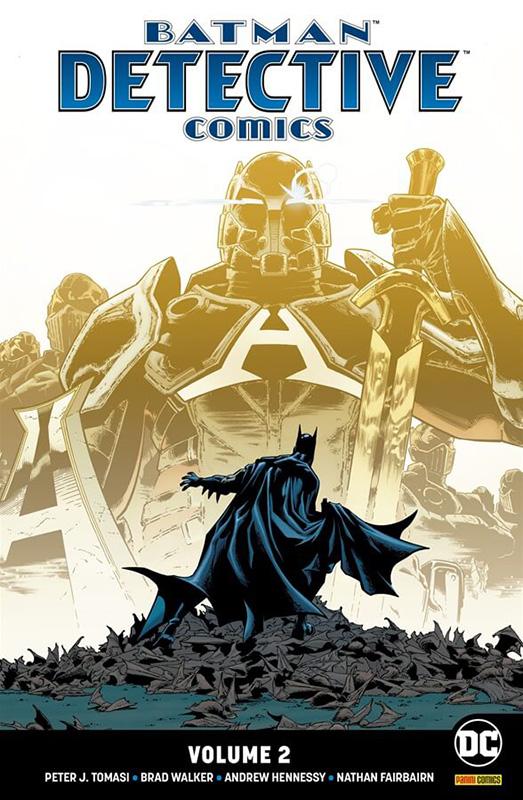 Detective Comics - Volume 2