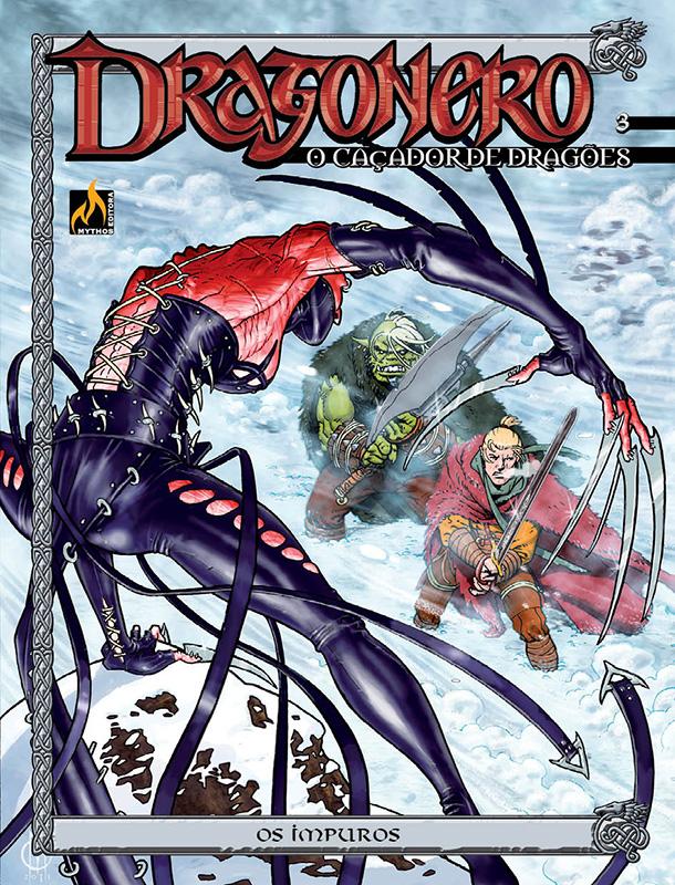 Dragonero - O caçador de dragões # 3