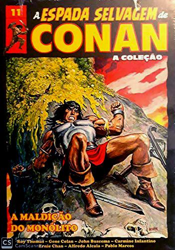 A Espada Selvagem de Conan - A Coleção - Volume 11