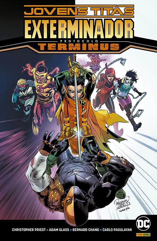 Jovens Titãs / Exterminador - Protocolo Terminus
