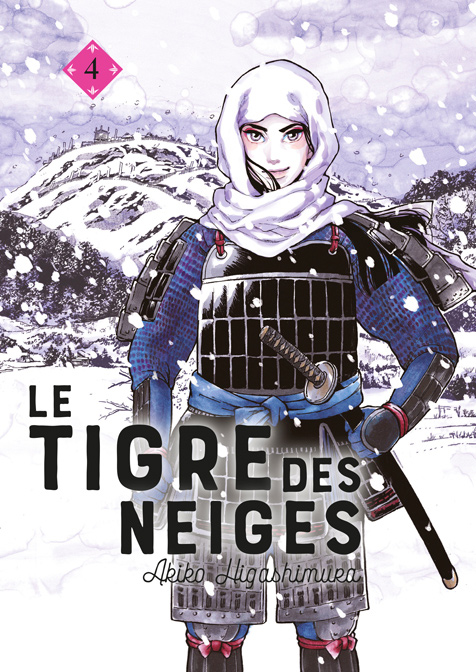 Le tigre des neiges - Volume 4