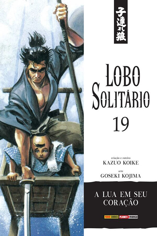Lobo Solitário # 19
