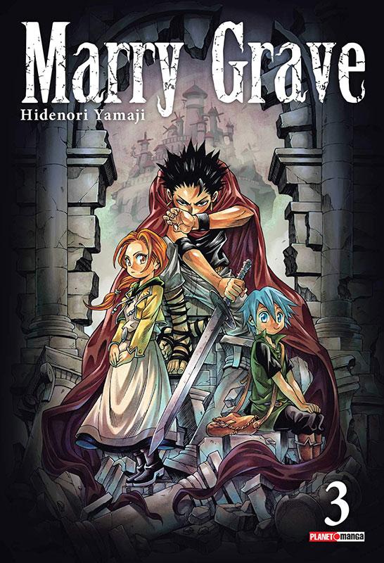 Marry Grave # 3