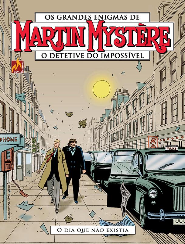 Martin Mystère # 15