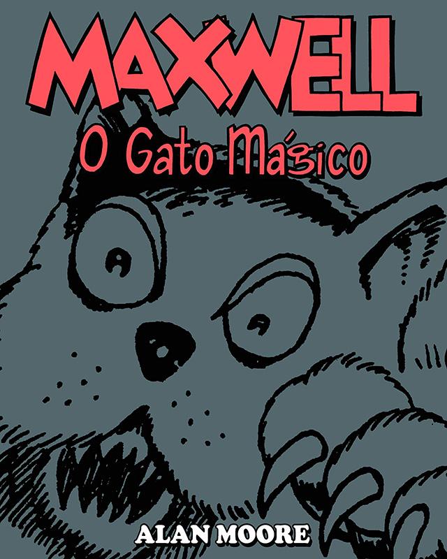 Maxwell - O gato mágico