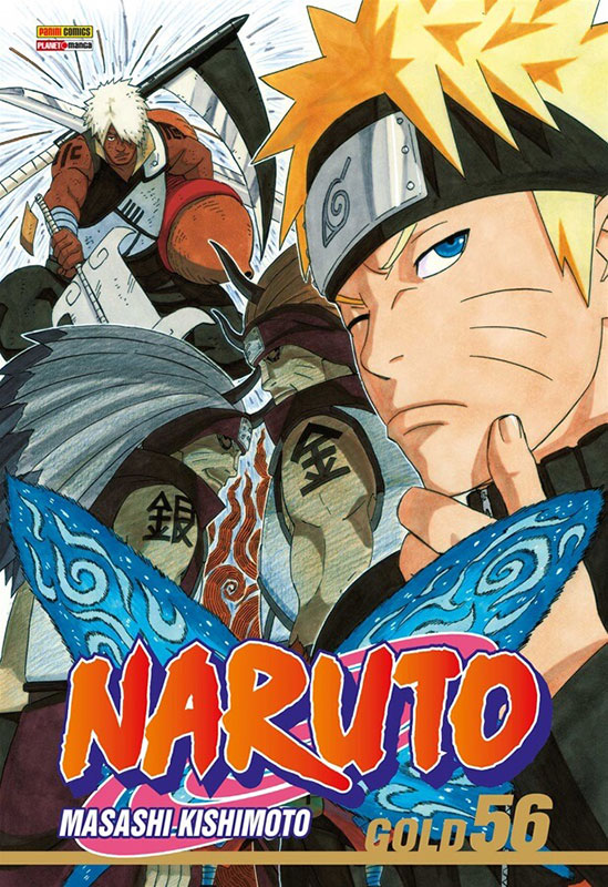 Naruto Gold # 56