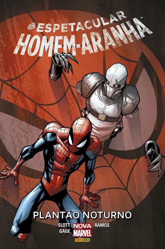 O Espetacular Homem-Aranha - Volume 5 - Plantão Noturno