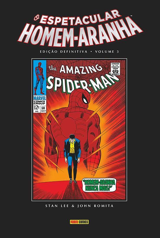 O Espetacular Homem-Aranha - Edição Definitiva - Volume 3