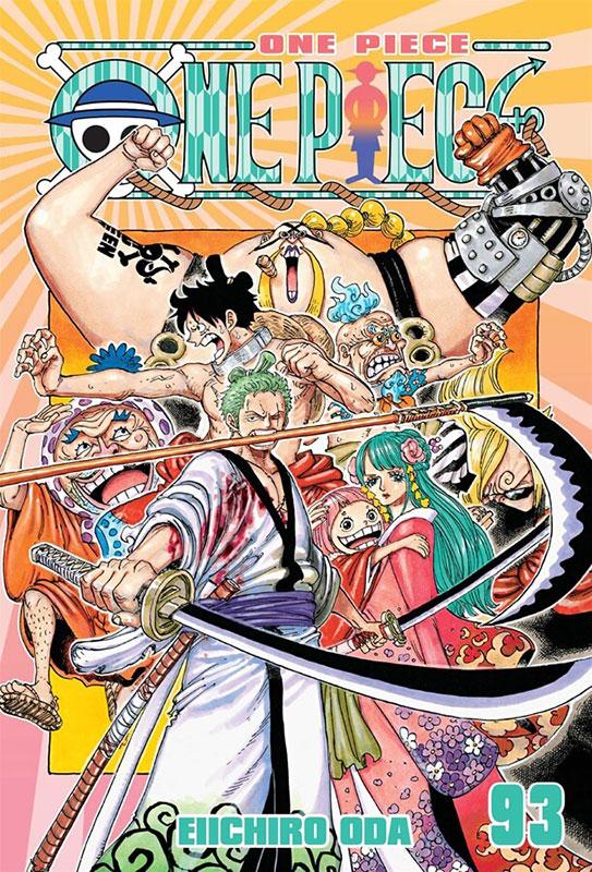 One Piece # 93