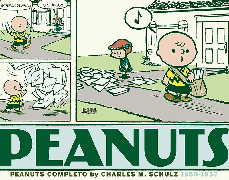 Peanuts Completo - Volume 1 - 1950-1952