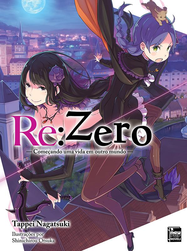 Re:Zero – Começando uma Vida em Outro Mundo - Livro 12