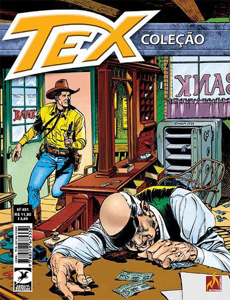 Tex Coleção # 481
