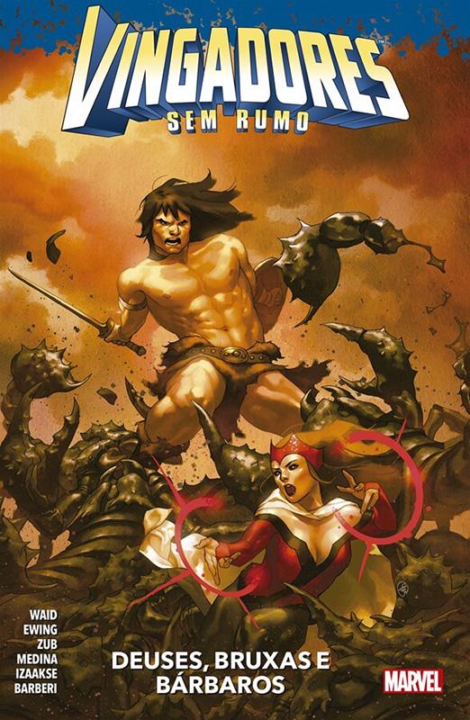 Vingadores - Sem Rumo - Volume 2 - Deuses, Bruxas e Bárbaros