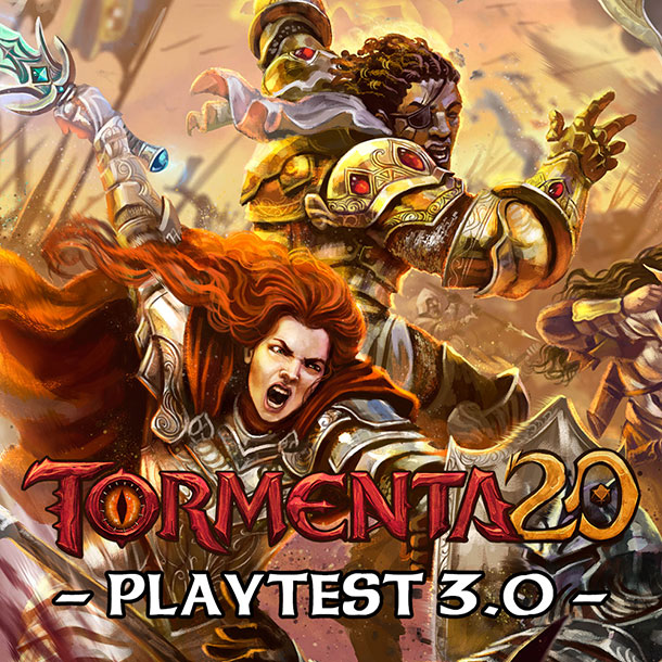 Playtest de Tormenta20