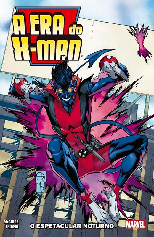 A Era do X-Man # 3
