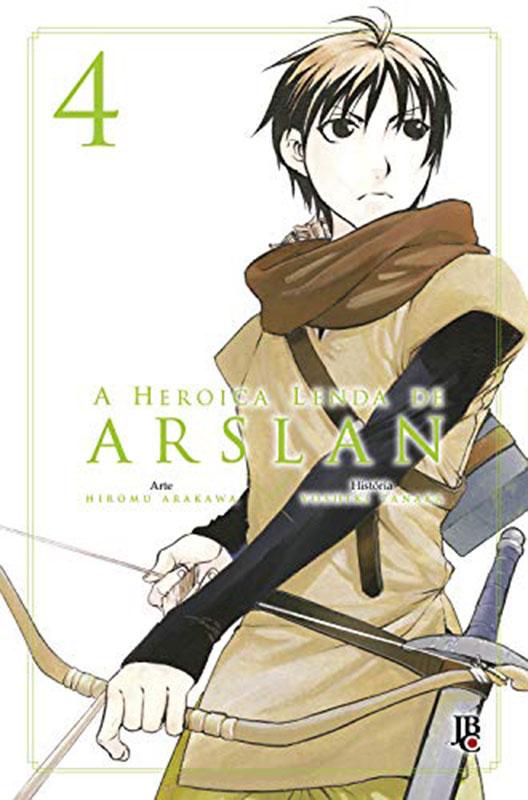 A Heroica Lenda de Arslan # 4