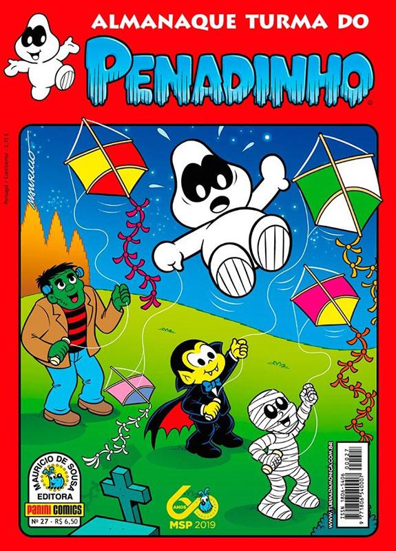 Almanaque Turma do Penadinho # 27