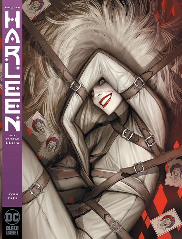 Arlequina - Harleen - Volume 3