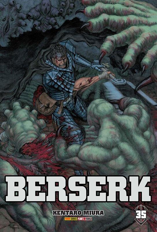 Berserk - Edição de Luxo # 35