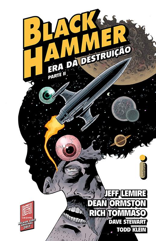 Black Hammer - Volume 4 - Era da Destruição - Parte 2