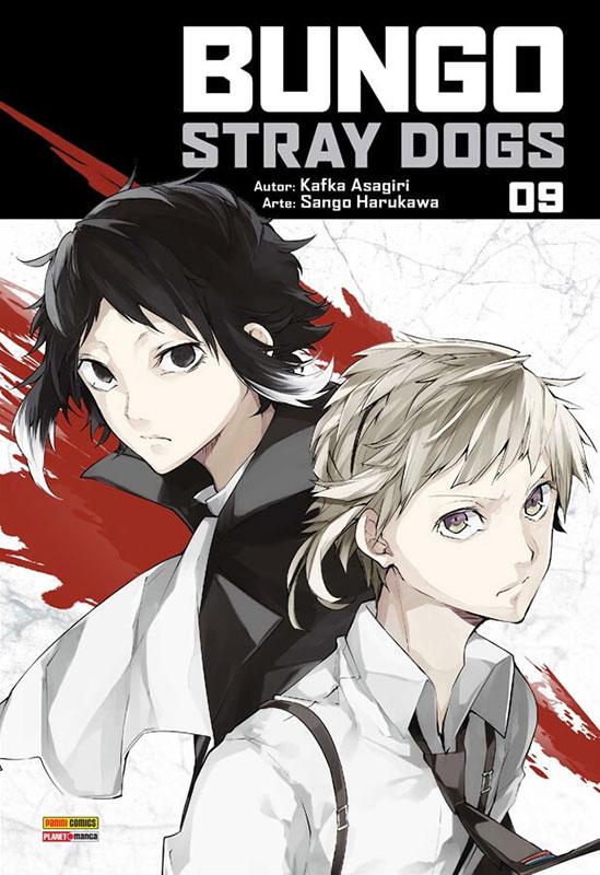 Bungo Stray Dogs # 9