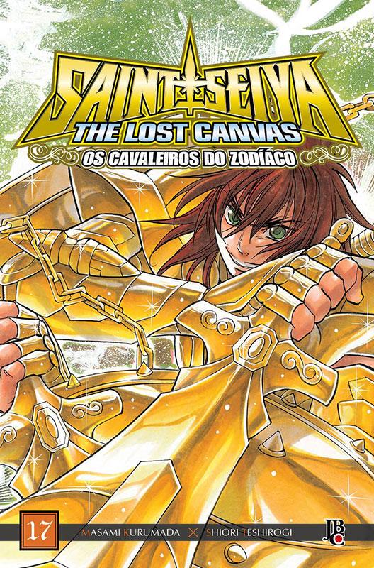 Cavaleiros do Zodíaco - The Lost Canvas # 17