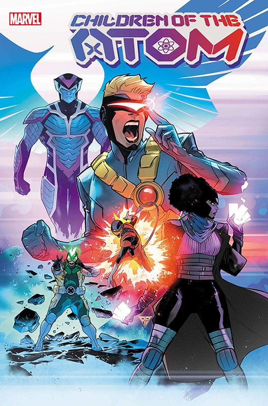 Children of the Atom # 1