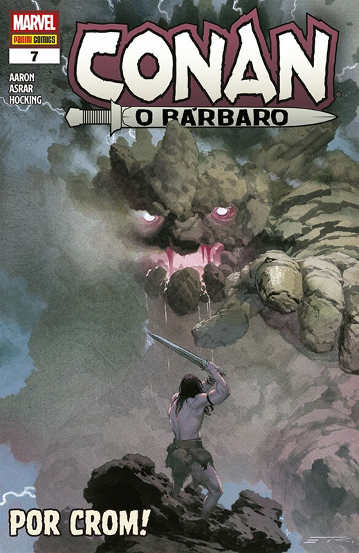 Conan, O Bárbaro # 7