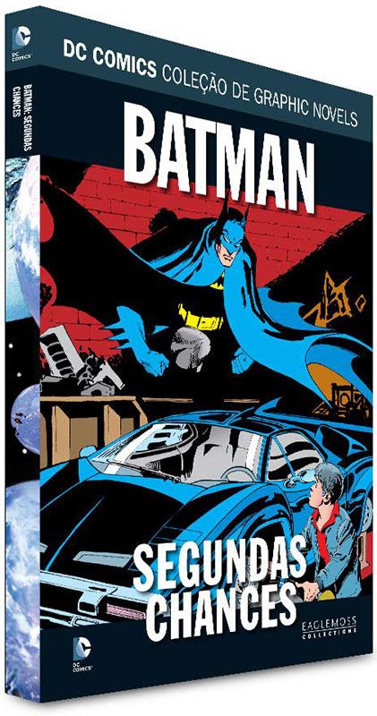 Volume 24 - Batman - Segundas Chances