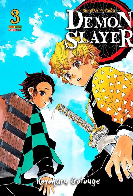 Demon Slayer - Kimetsu No Yaiba # 3