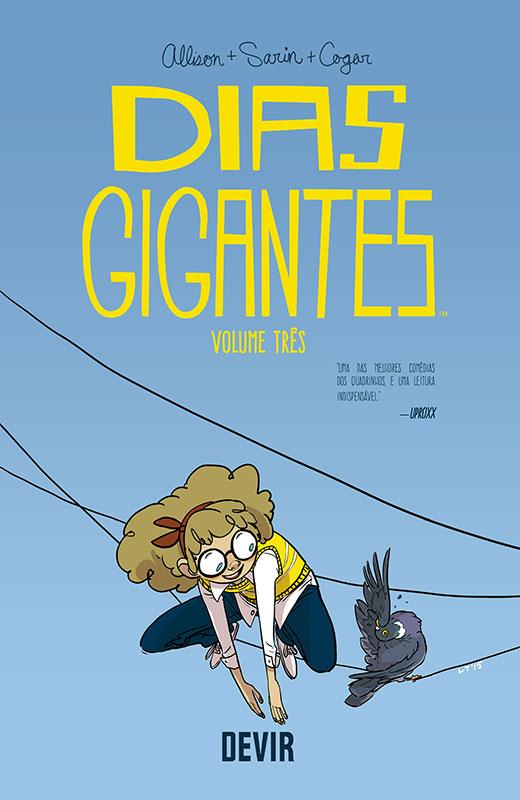 Dias Gigantes - Volume 3