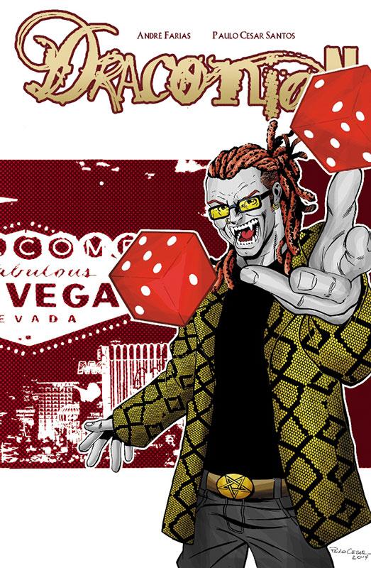 Draconian - Las Vegas