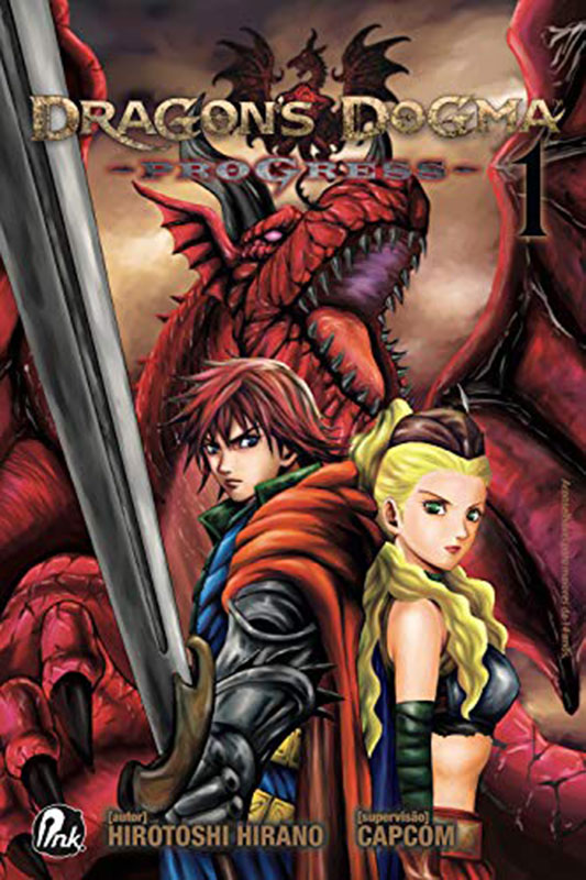 Dragon's Dogma Progress # 1