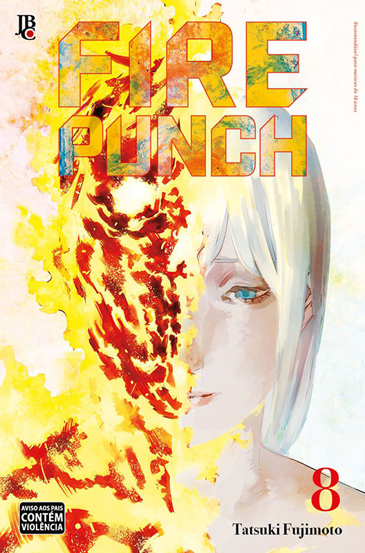 Fire Punch # 8