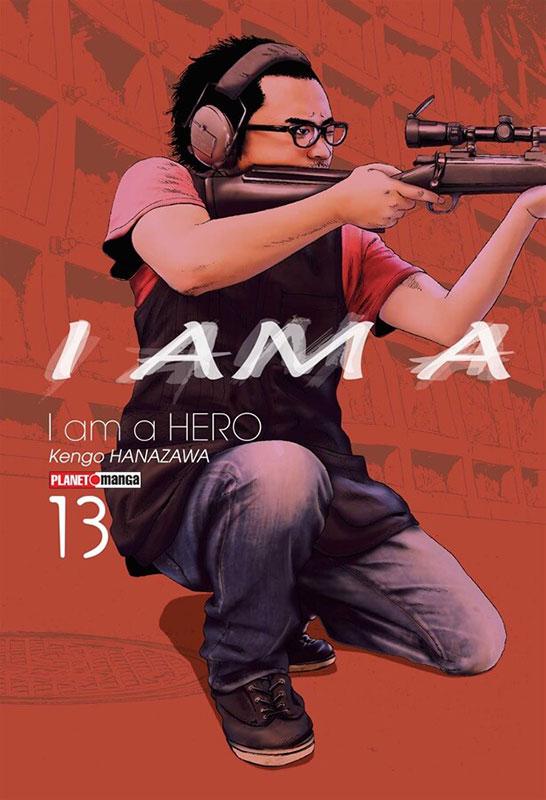 I am a Hero # 13