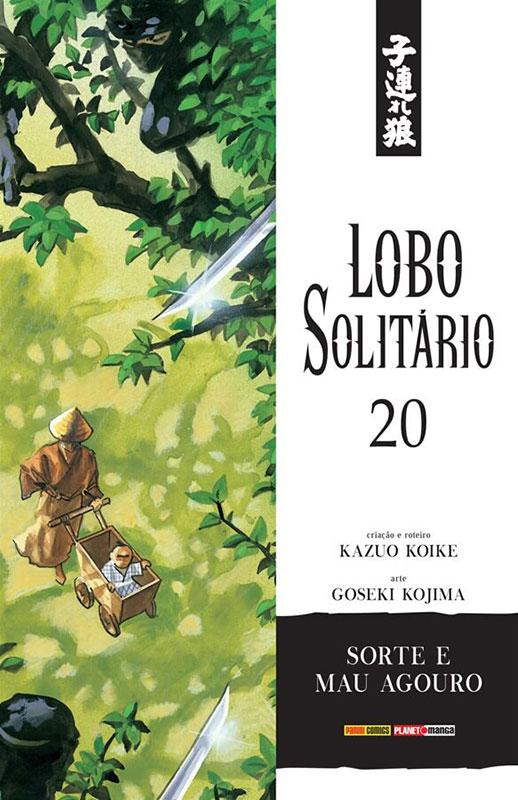 Lobo Solitário # 20