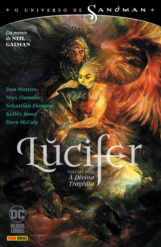 O Universo de Sandman - Lúcifer - Volume 2
