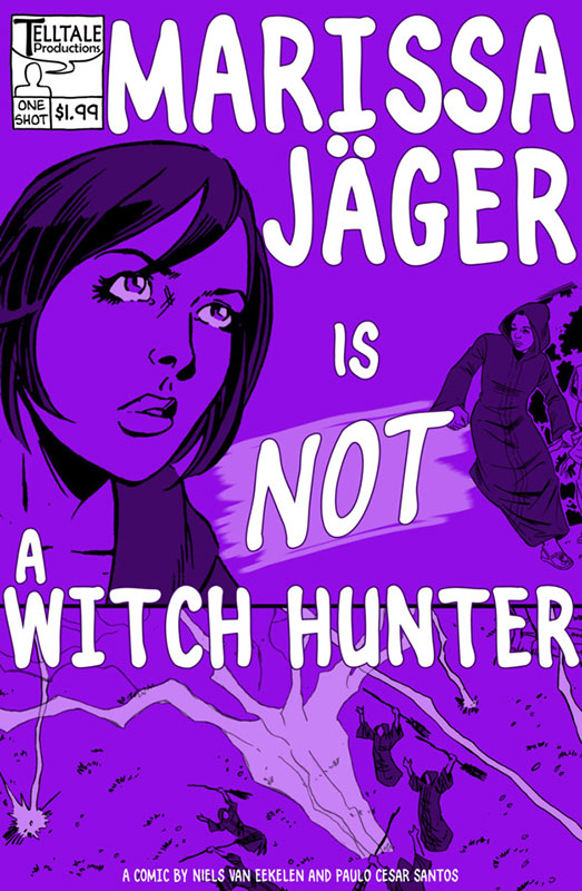 Marissa Jager is not a Witch