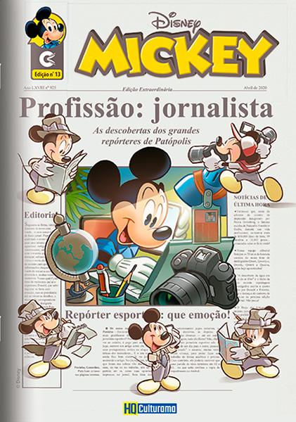 Mickey # 13