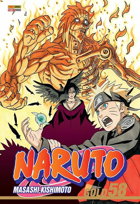 Naruto Gold # 58