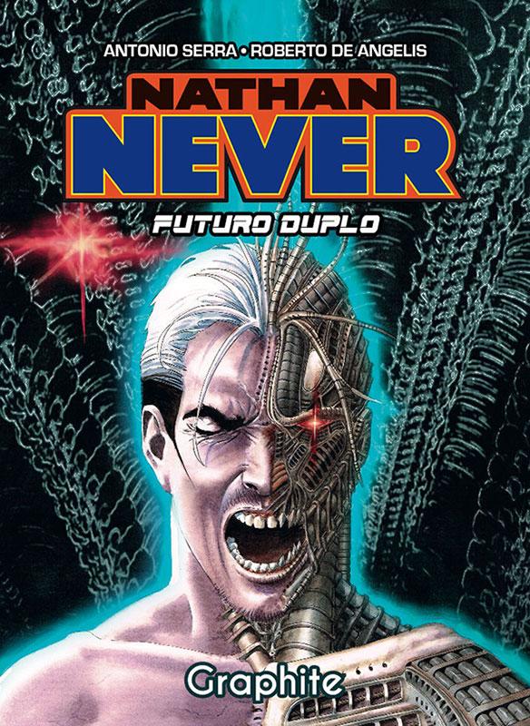 Nathan Never Gigante - Futuro Duplo