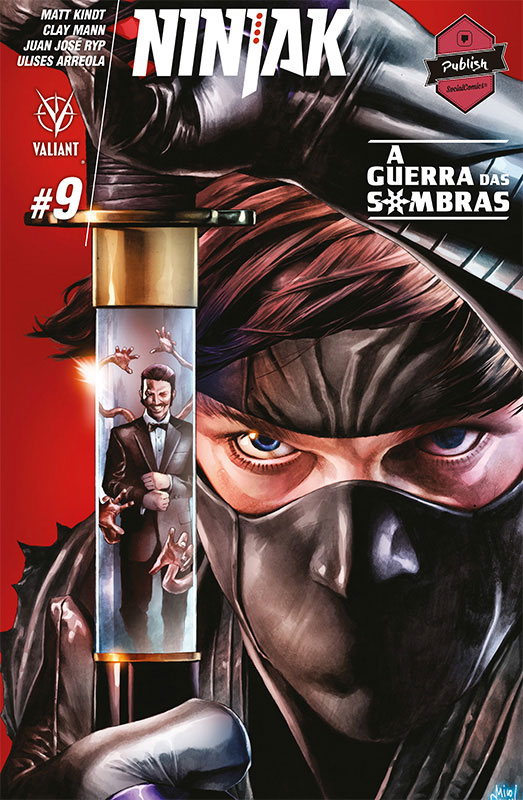 Ninjak # 9