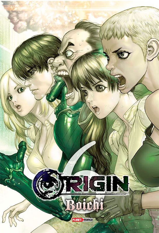 Origin # 6