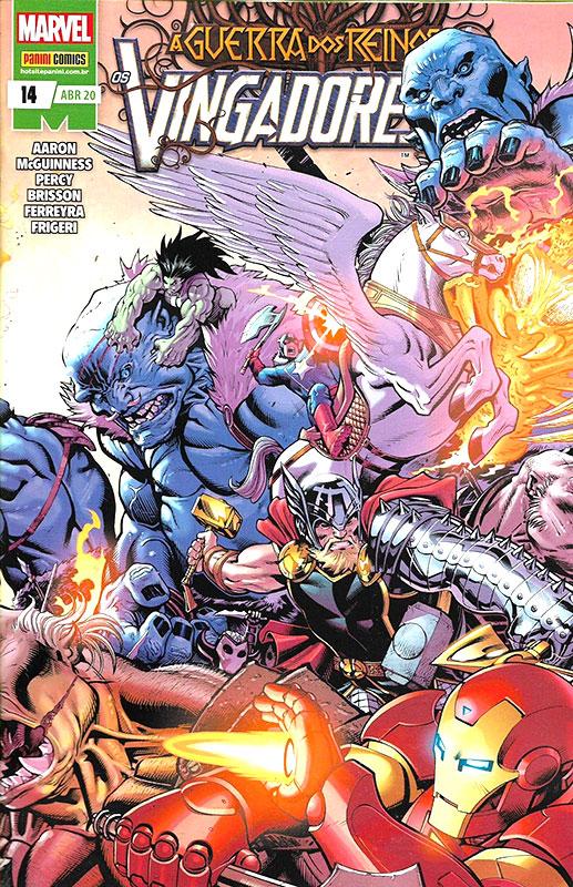 Os Vingadores # 14