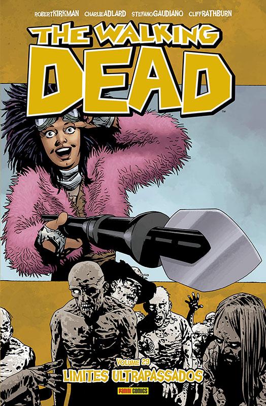 The Walking Dead - Volume 29 - Limites ultrapassados