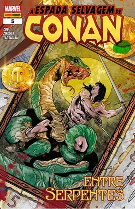A Espada Selvagem de Conan # 5