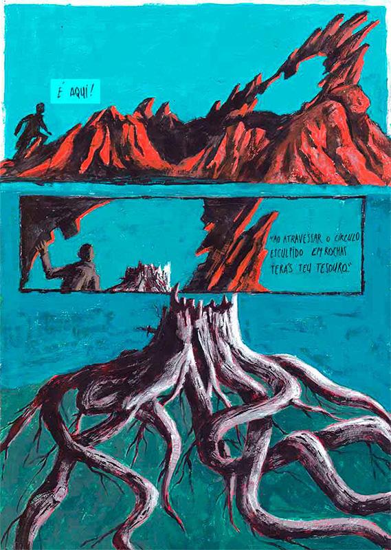 A Árvore Rubra